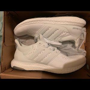 73a324ae6 adidas. White adidas ultraboost UA